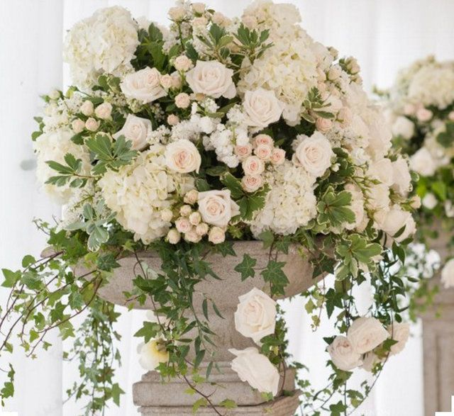 Flowers For Church Wedding Ceremony: The British Flower School In 2019