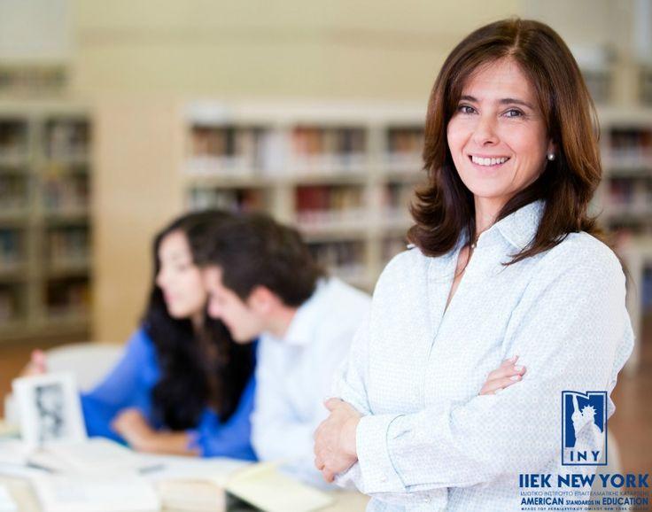 Σήμερα τιμούμε την Παγκόσμια Ημέρα Εκπαιδευτικών, η οποία καθιερώθηκε για να μας υπενθυμίσει τον καθοριστικό ρόλο που παίζει ο εκπαιδευτικός μέσα στην κοινωνία. Το IEK New York είναι ιδιαιτερα περήφανο για τους καθηγητές του και τους ευχαριστεί για την άριστη διδασκαλία τους! #iny #ieknewyork #kalimera