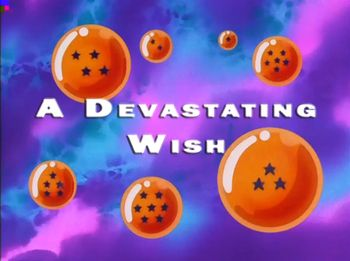 Dragon Ball GT - Episodul 1 - Devastating Wish | Dragon Ball , Z , GT si SUPER- Toate seriile si episoadele online subtitrate in romana gratis HD