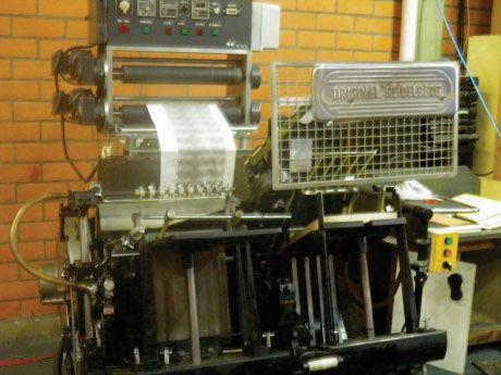 Máquinas Gráficas.com.br - Equipamentos Gráficos