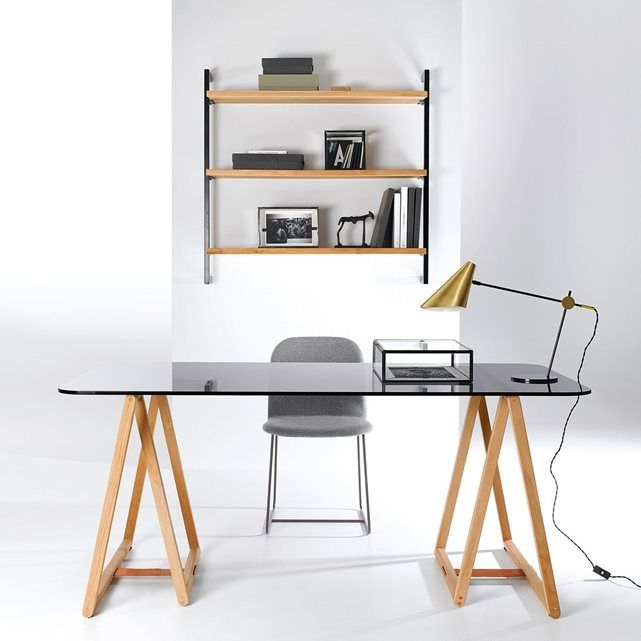 17 best ideas about bureau verre on pinterest bureau en for Bureau verre