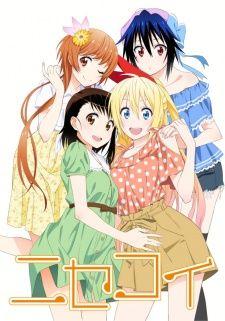 Nisekoi - Personagens Moe