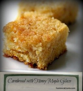 glaze recipe honey maple maple glaze recipes breads cornbread ...