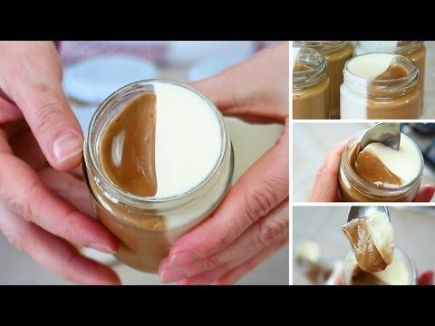 Panna Cotta Cappuccino Ricetta facile - Easy Cappuccino Pannacotta Recipe - YouTube
