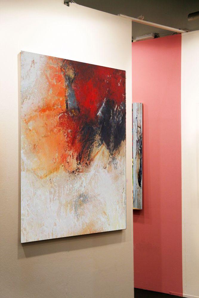 abstrakte malerei grossformatige kunst petra lorch achern germany gemalde picasso maler