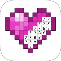 Colour by Numbers: Pixel Art by Fun Games For Free