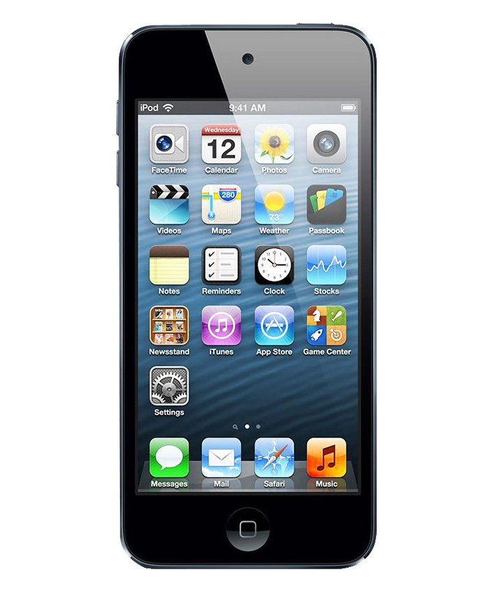 Best Price!! Promo Apple iPod Touch 5th Generation 64GB Slate.  http://www.zocko.com/z/JF5LF