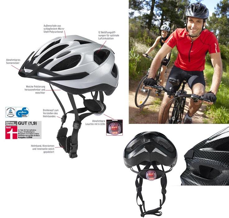 Für wer gerne Rad fährt- bei eduscho gibt es im Moment eine Aktion für Fahrräder und Ausrüstung.