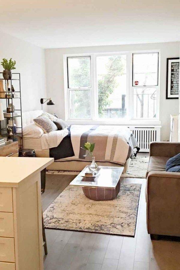 65 Brilliant Studio Apartment Decorating Ideas Apartment Decor