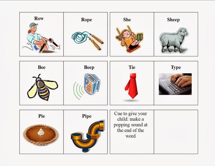 Speech-LanguageTherapySessions: Final Consonant Deletion /p/