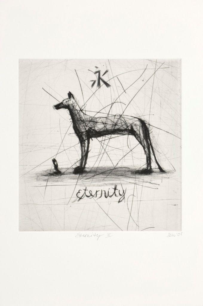 Eternity 11, Drypoint
