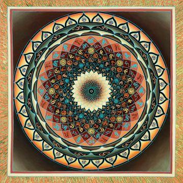 Духовное искусство - Мандалы - Язык души (873 работ)