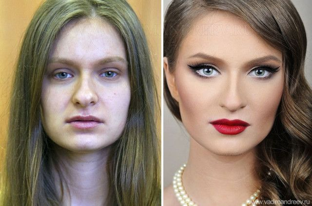 Vadim Andreev | Profesionál Na Make-Up Premeny