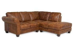 Savoy Left Arm Facing Small Corner Sofa Outback