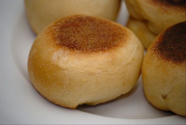 De originele Engelse muffin.