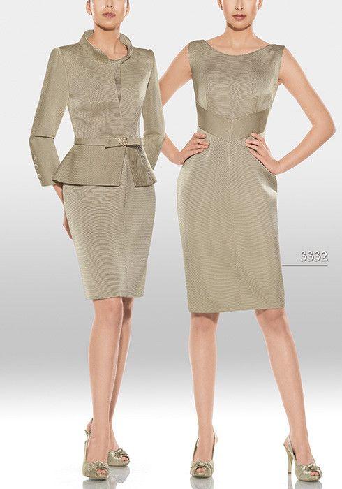 Vestido de madrina de Teresa Ripoll modelo 3332 by Teresa Ripoll | Boutique Clara. Tu tienda de vestidos de fiesta.