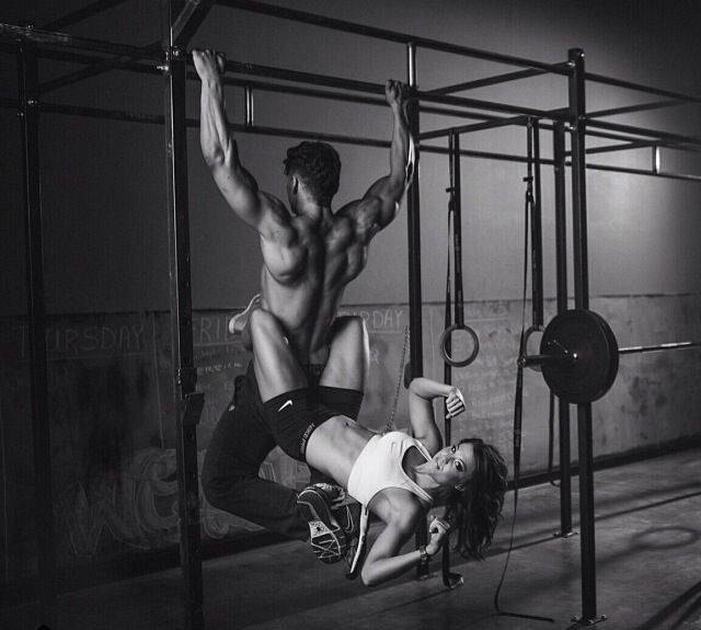 Fit couple Find us on - www.facebook.com/motivationofsports