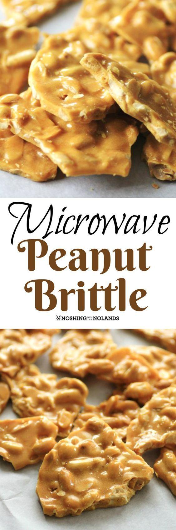 Peanut Butter Cheesecake With Peanut Brittle Recipe — Dishmaps
