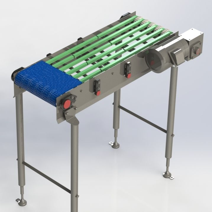 Traduco Conveying Systems - Belt Conveyor