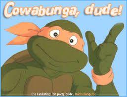 Afbeeldingsresultaat voor teenage mutant ninja turtles quotes