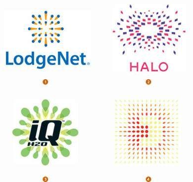 Тренды вдизайне логотипов 2008