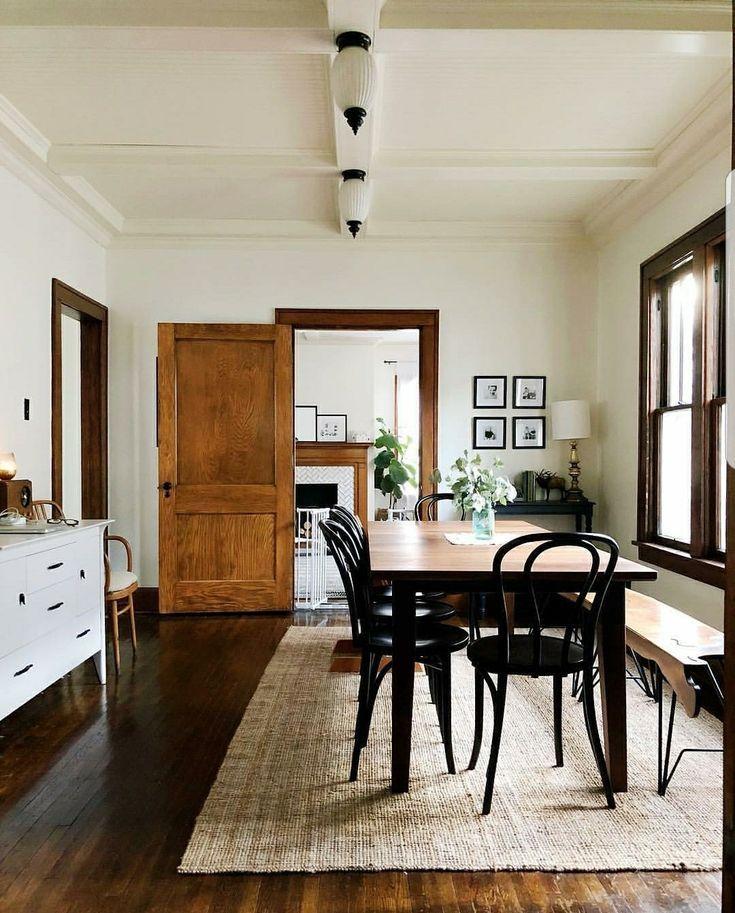 P I N T E R S Kristaoezer Farmhouse Dining Room Modern