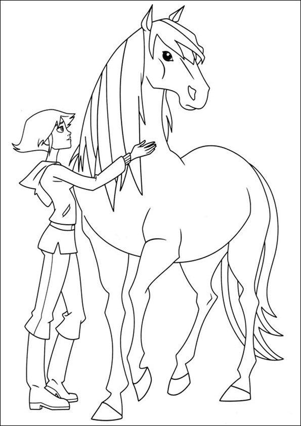 Thumbnail Pferdezeichnungen Ausmalbilder Pferde Kunst Ideen