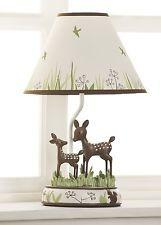 Deer Animal Gr Kids Baby Lamp Room Decoration Nursery Boy Collection