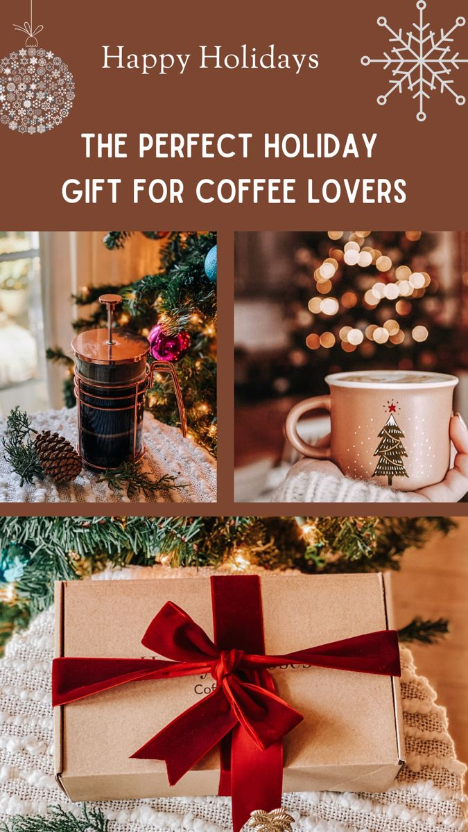 Give The Gift Of Coffee In 2020 Coffee Lover Gifts Coffee Crafts Coffee Gifts Box