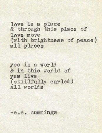 Most famous love poems of all time