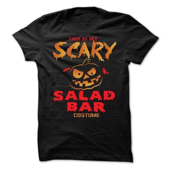 Halloween Costume for SALAD BAR T Shirts, Hoodies, Sweatshirts. CHECK PRICE ==►…