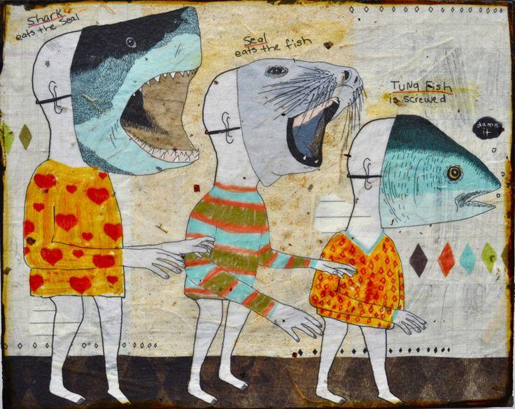 Kelly Puissegur – Philosophical, Whimsical Musings