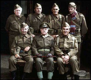 Dad's Army - my dad used to laugh his cap off at this!