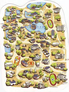 Campus Map of Peking University