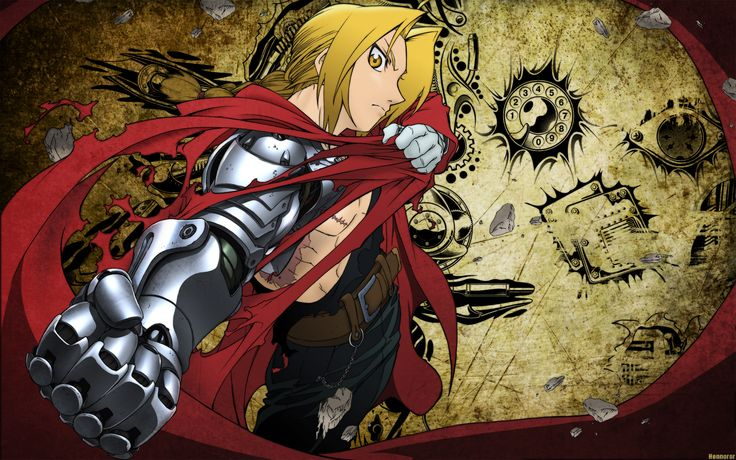 First Look! Fullmetal Alchemist Production Pictures - DHTG