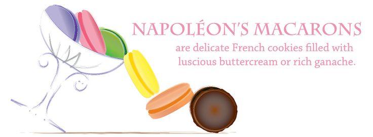 Welcome to Napoléon's Macarons Santa Barbara!!!!!!!!!!!!!!!!!!!!!!!!!!