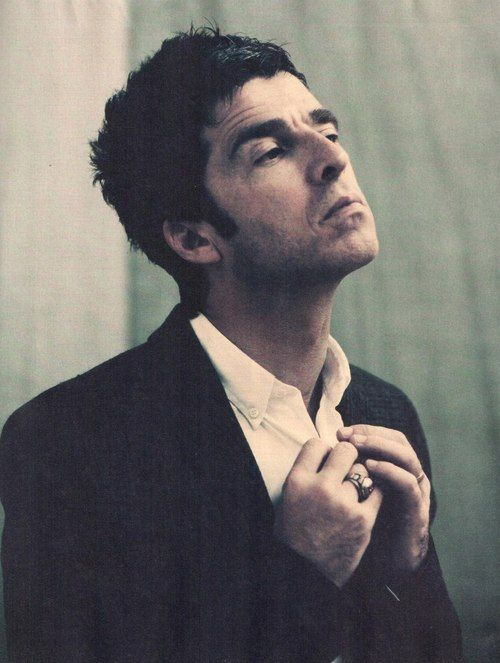 Noel Gallagher. Like a fine wine.