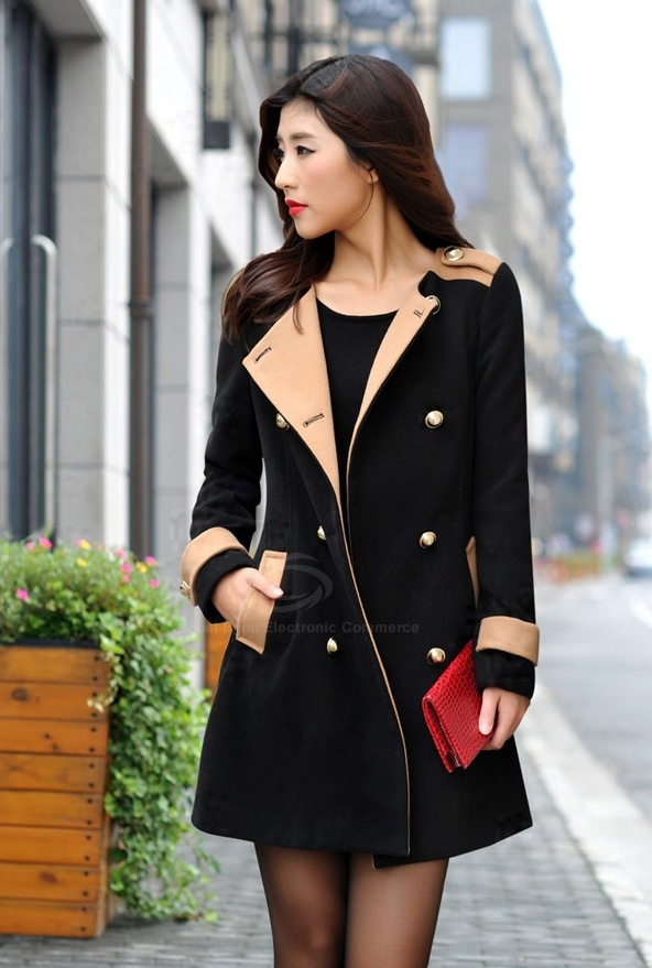 British Style - Pretty coat