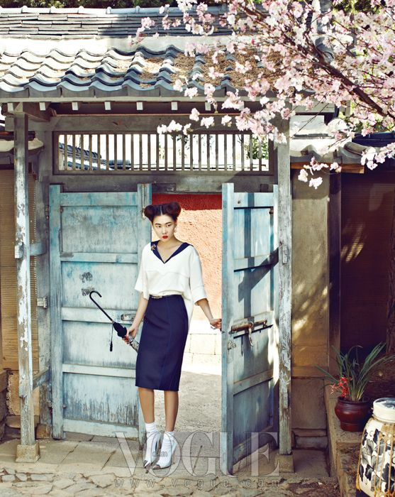 #Vogue #Korea #spring