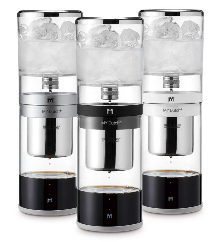 eco friendly bean plus my dutch drip type coffee maker 550ml sehoonyolo - Industrial Coffee Maker