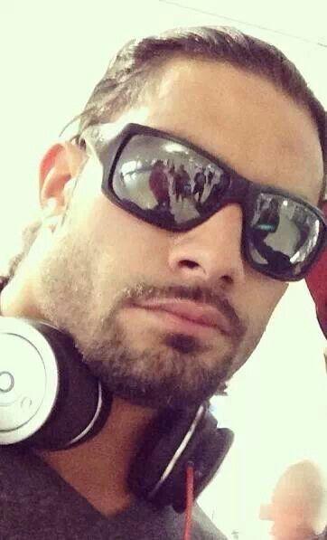 Roman Reigns (Samoan-American Wrestler)