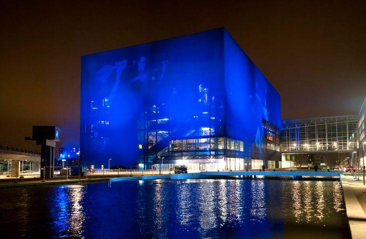Danmarks mest konstruktive bygning
