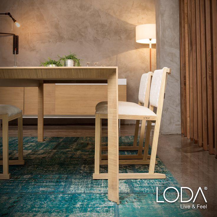 Genga Masa ve Sandalye / Genga Table and chair / #mobilya #furniture #tasarım #dekorasyon #stil #style #design #decoration #home #homestyle #homedesign #loft #loftstyle #homesweethome #diningroom #livingroom #yemekodası #ahsapmobilya #lodamobilya #yemekmasası #masa #table #sandalye #chair
