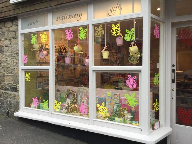 Great easter window by red card petworth