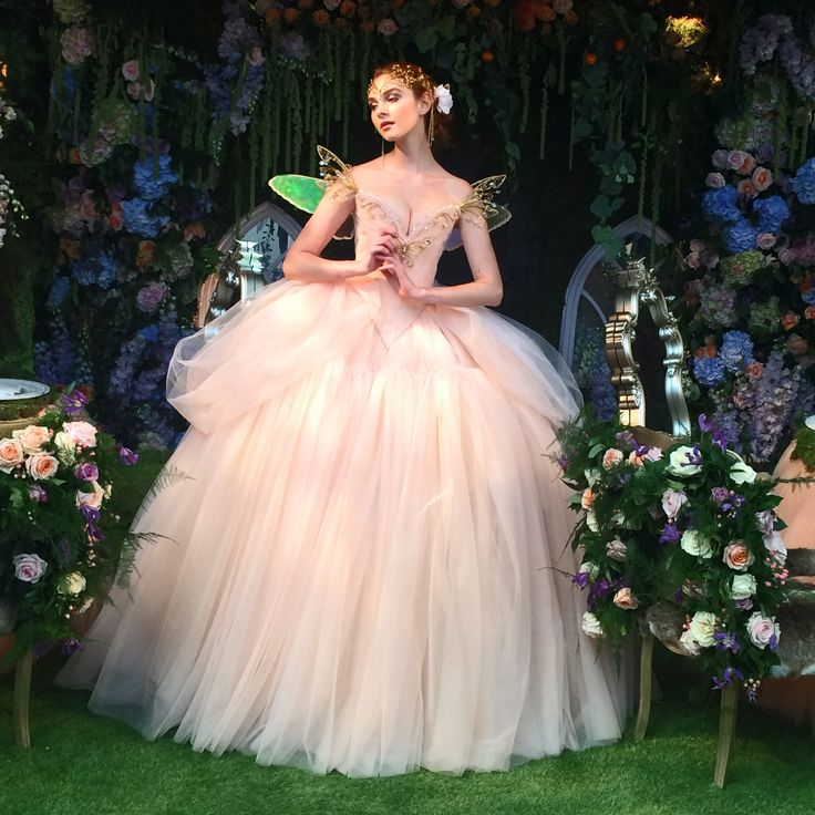 612 Best Tulle Everything Images On Pinterest: 17 Best Images About Faery/Midsummer Night's Dream Wedding