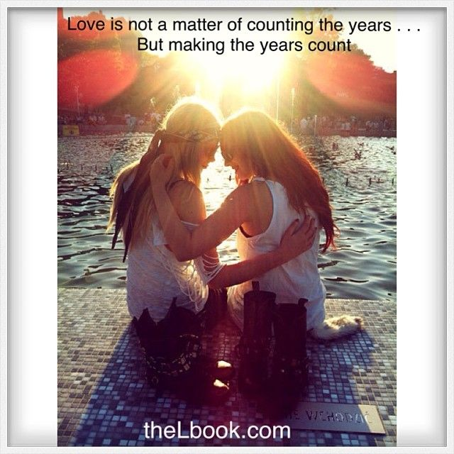 4 Years And Counting Quotes: Love Is Not A Matter Of Counting The Years... But Making