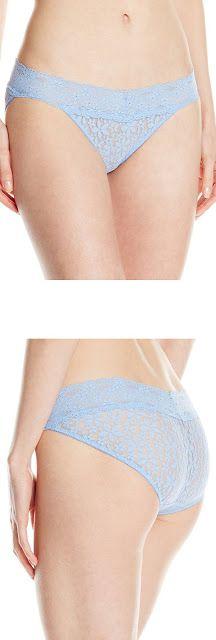 Blue Panties Wacoal Women's Halo Bikini Pant $6.69 - $15.00 & FREE Returns