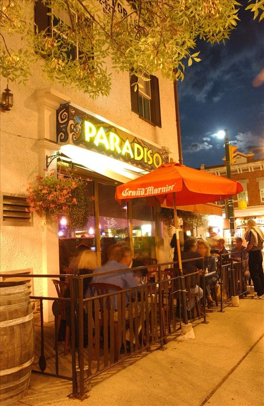 Paradiso #Oakville Reminds me of great time and tastefull diners.