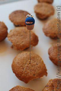 Mandy kertje és konyhája: Rozsos-lekváros muffin