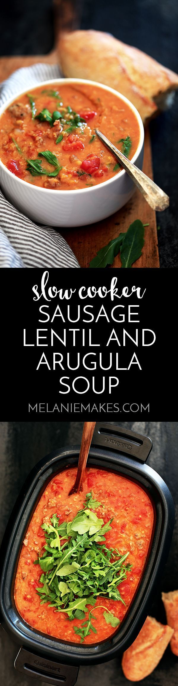 ... about Get Your Soup On on Pinterest | Lentil soup, Rice soup and Bacon